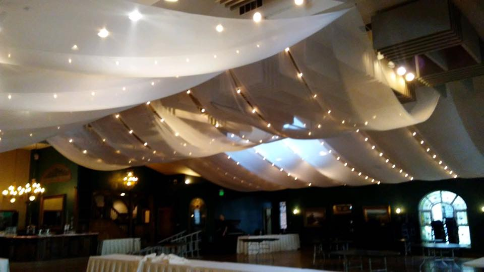 Denver s top wedding lighting design and decor specialists